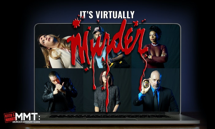 It's Virtually Murder
