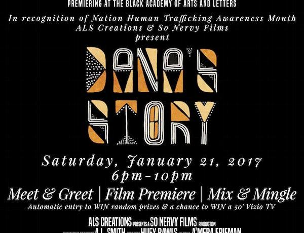 Dana's Story: Short Film Dallas VIP Premiere