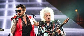 Queen + Adam Lambert 'The Rhapsody Tour'