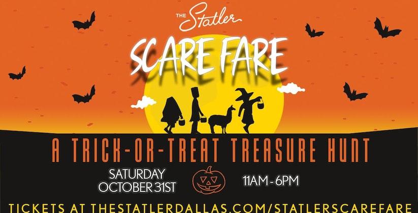 Scare Fare at The Statler