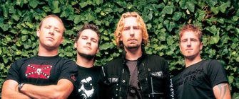 Nickelback - 'All the Right Reasons' Tour
