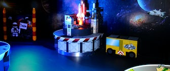 Space Mission at LEGOLAND Discovery Center