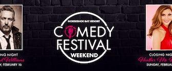 Comedy Festival Weekend at Horseshoe Bay Resort
