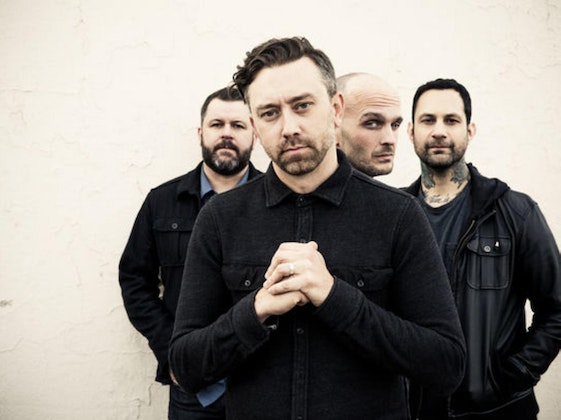 Rise Against at Gilley's