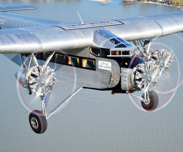 Ford Tri Motor Tour May 25 2017 9 00 Am 5 00 Pm