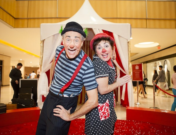 Galleria Dallas' Showtime Saturdays Presents: Foibles, Fables & Fairytales with Slappy & Monday