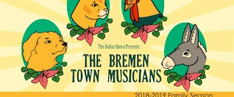 Dallas Opera - The Bremen Town Musicians - A Family Friendly Performance