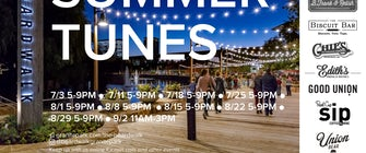 Summer Tunes at The Boardwalk