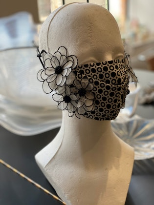 Fashion Meets Mask at Galleria Dallas