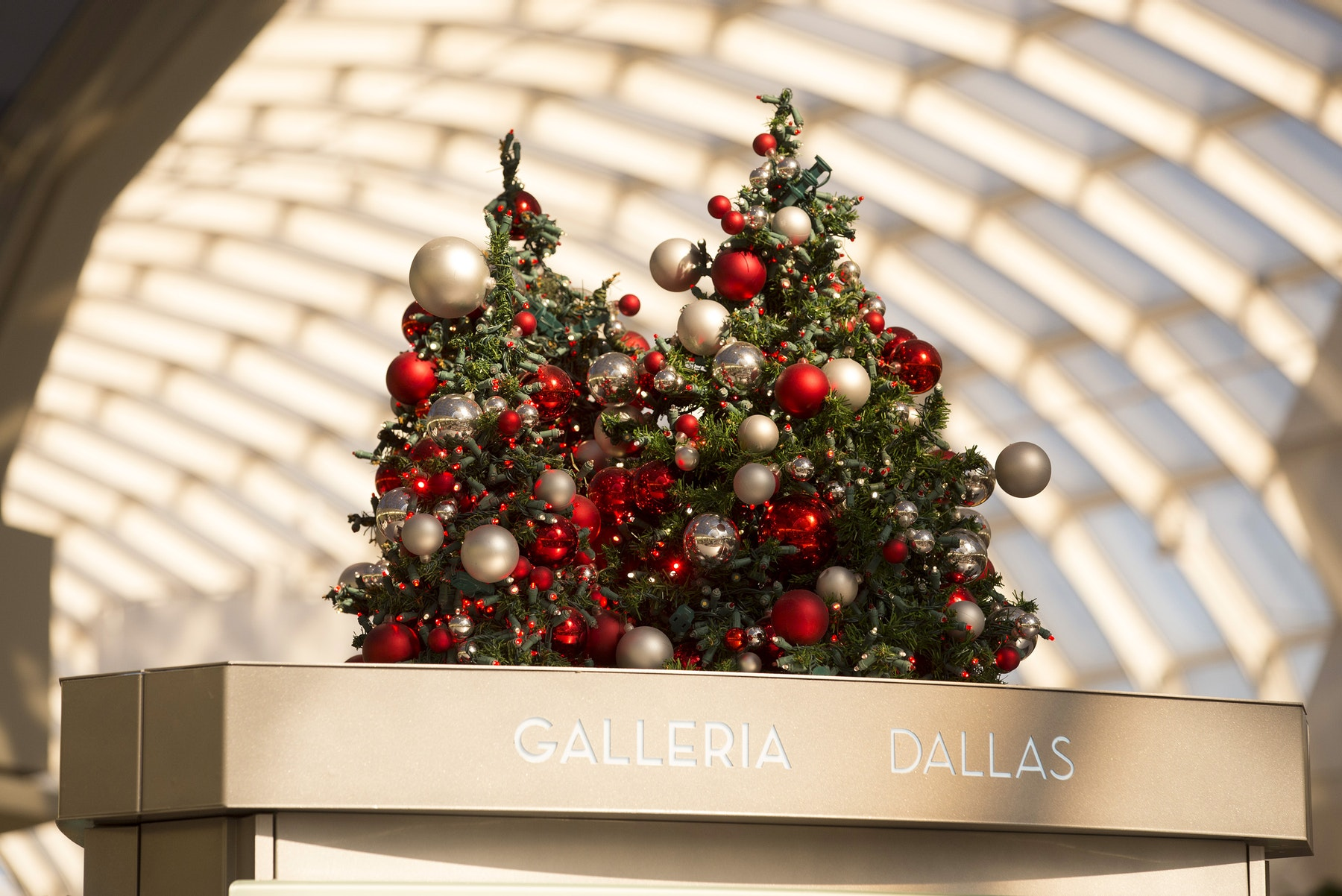 Visit Santa at Galleria Dallas