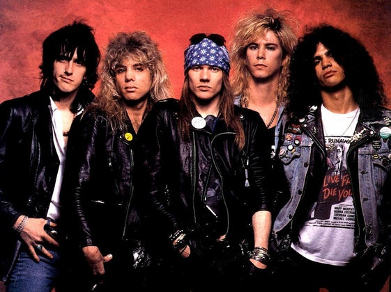 Guns N' Roses at American Airlines Center