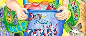 Don't Mess with Texas K-12 Art Contest