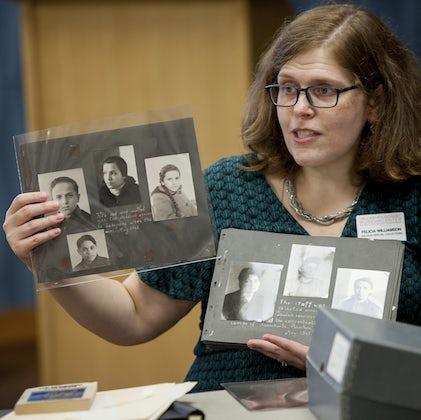 Preserving Family Memories Workshop