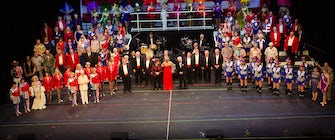 Follies Country Christmas Show