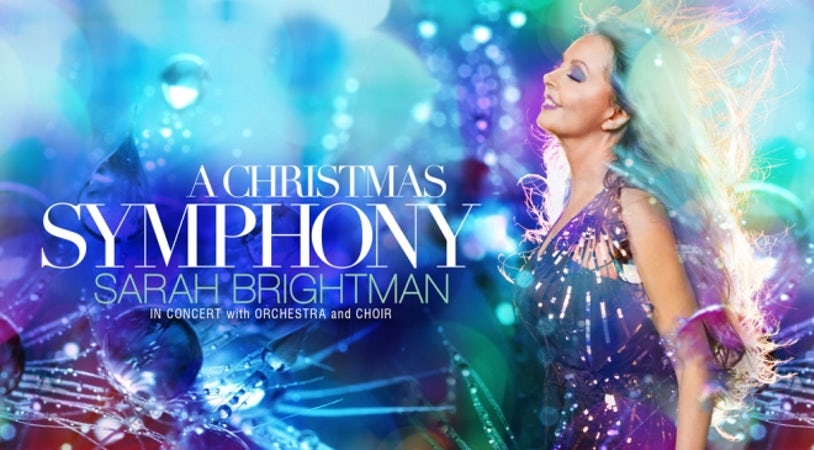 A Christmas Symphony: Sarah Brightman
