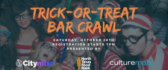Trick-Or-Treat Bar Crawl