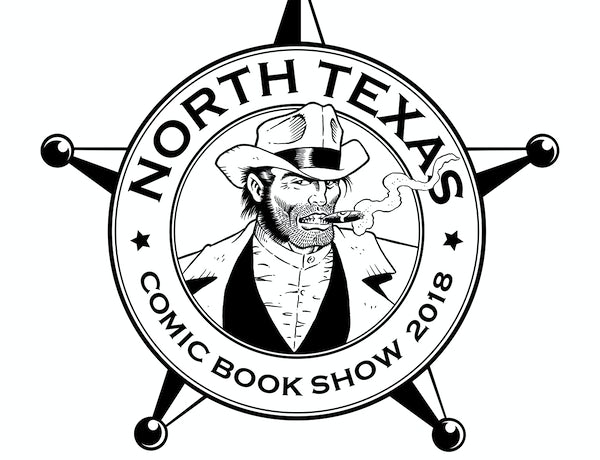 North Texas Comic Book Show July 21st & 22nd