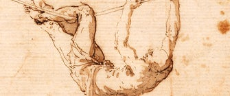 Between Heaven and Hell: The Drawings of Jusepe de Ribera