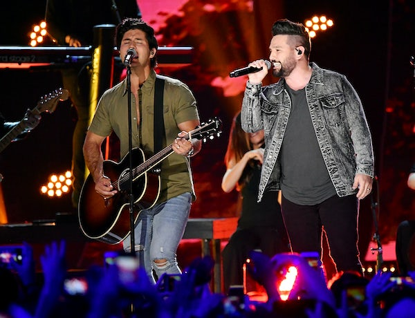 Dan + Shay - 'The (Arena) Tour' - American Airlines Center, Dallas, TX