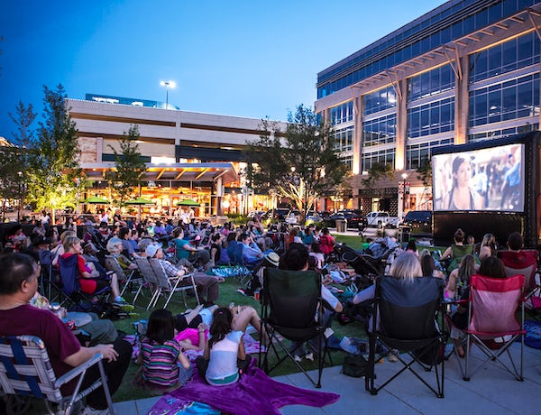 FREE! Movies at The Park - Jumanji: Welcome To The Jungle