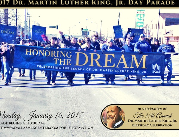 The 2017 Martin Luther King, Jr. Day Parade