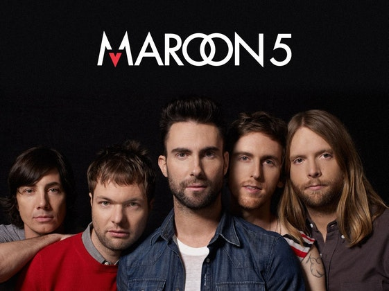 Maroon 5 at Dos Equis Pavilion