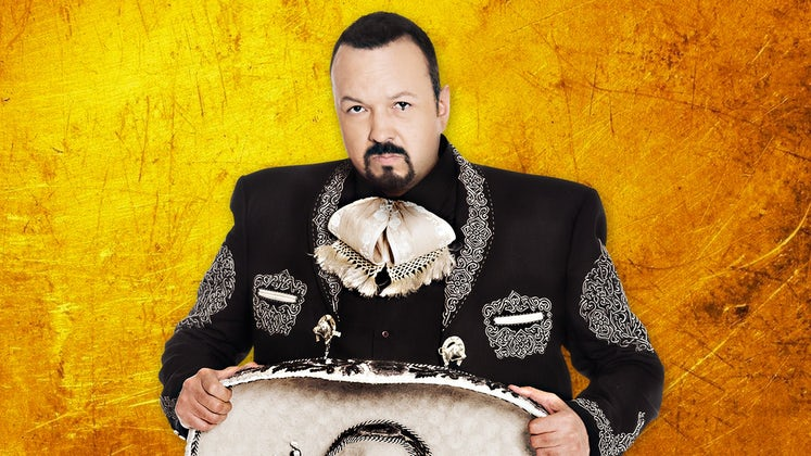 Pepe Aguilar In Concert