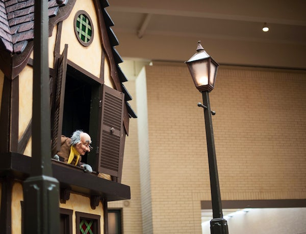 Scrooge Puppet Theatre at NorthPark