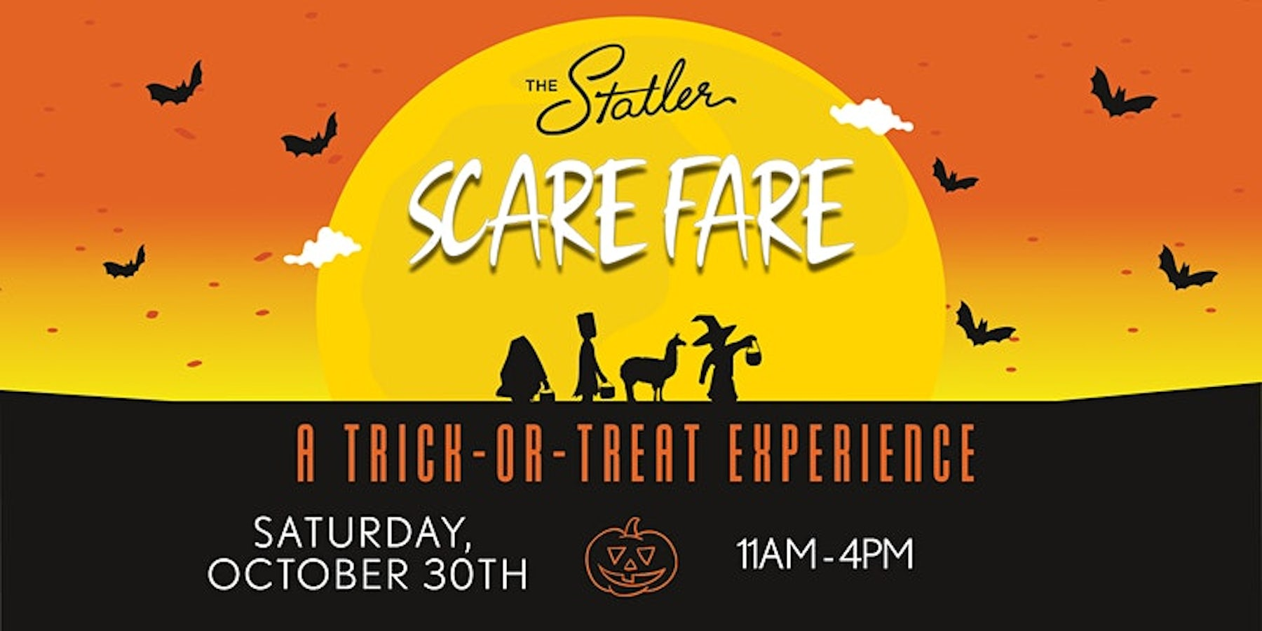 2nd Annual Scare Fare at The Statler