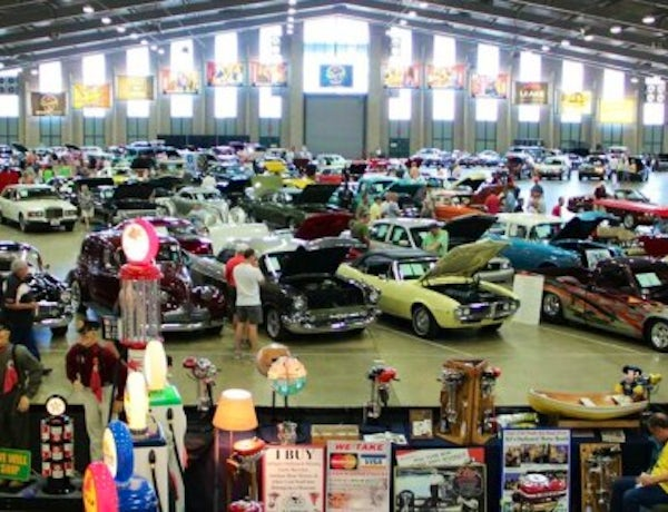 Leake Collector Car Auction