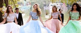 Sherri Hill Prom 2017 Kick-Off Party