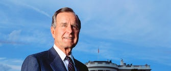 Engage at the Bush Center: Remembering President George H. W. Bush