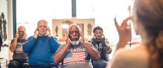 Breathe: Veterans Art and Wellness Program