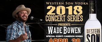 Western Son Distillery 2018 Concert Series