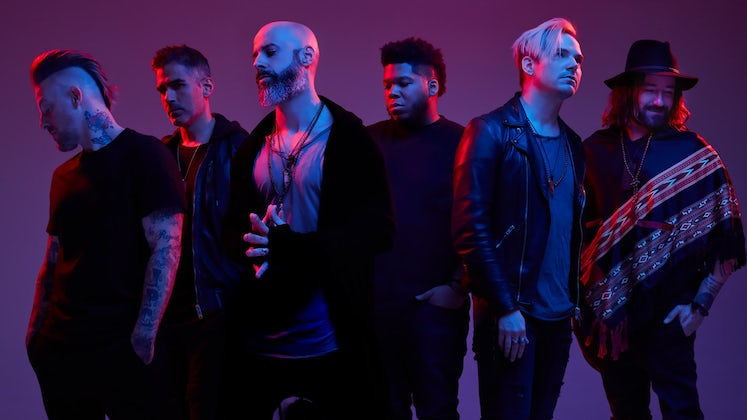 Daughtry - Dearly Beloved Tour