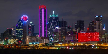 Looking for a unique and unforgettable Valentine's Day date? Dallas has something for every type of couple this year, from champagne and chocolate to Valentine's Packages at Reunion Tower.